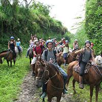 Horseback Ride to Monteverde