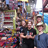 Pisac Indian Market