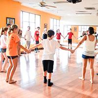 Costa Rican Dance Lesson