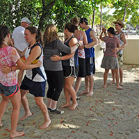 Dominican Dance Lesson