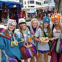 Otavalo Crafts Market