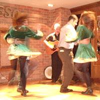Irish Dancing Lesson
