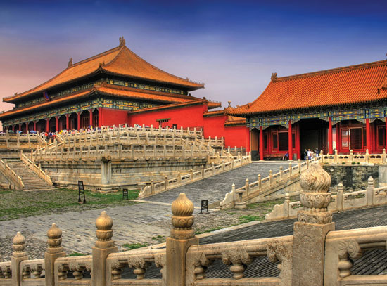 Temples of the Forbidden City