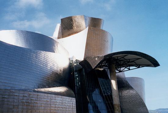 Bilbao's Guggenheim Museum