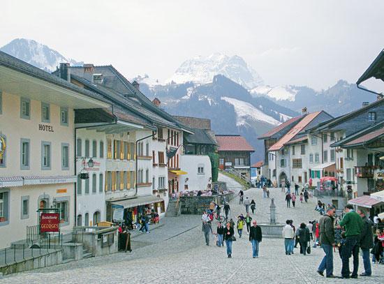Chamonix Street