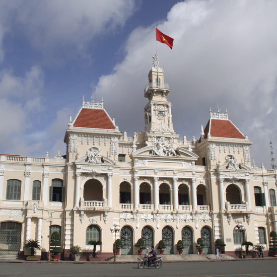 Ho Chi Minh City Capitol Building