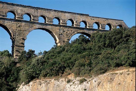 The Pont du Gard