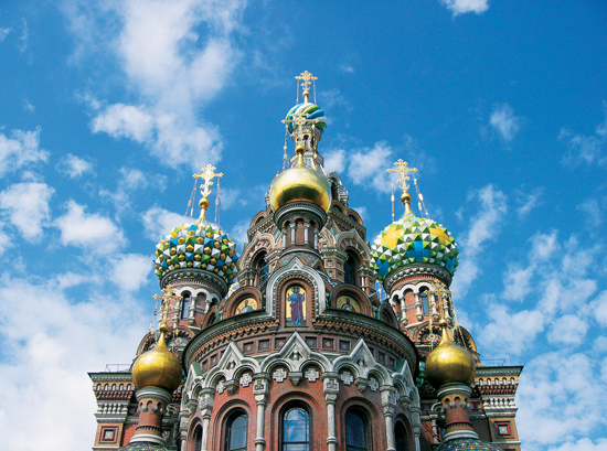 St. Petersburg Church of Spilled Blood
