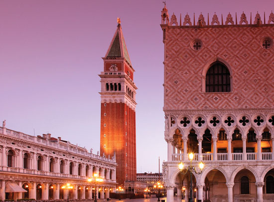 Piazza San Marco at Dawn