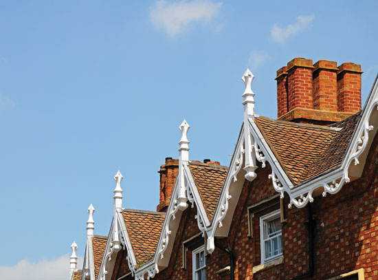 Ornate Eaves, Stratford-upon-Avon